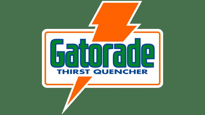 Gatorade Logo 1986-1991
