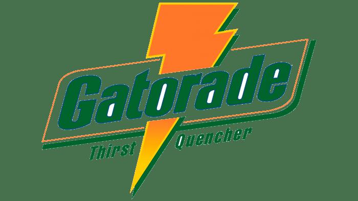 Gatorade Logo 1994-1998