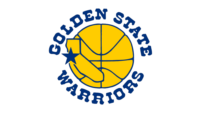 Golden State Warriors Logo 1989-1997