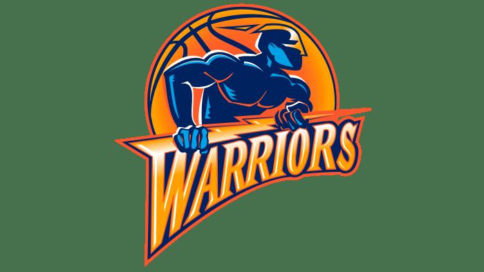Golden State Warriors Logo 1998-2010