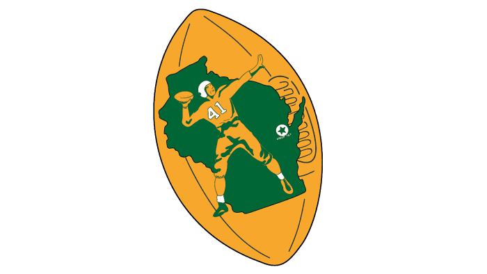 Green Bay Packers Logo 1956-1961