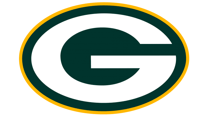 Green Bay Packers Logo 1980-Present