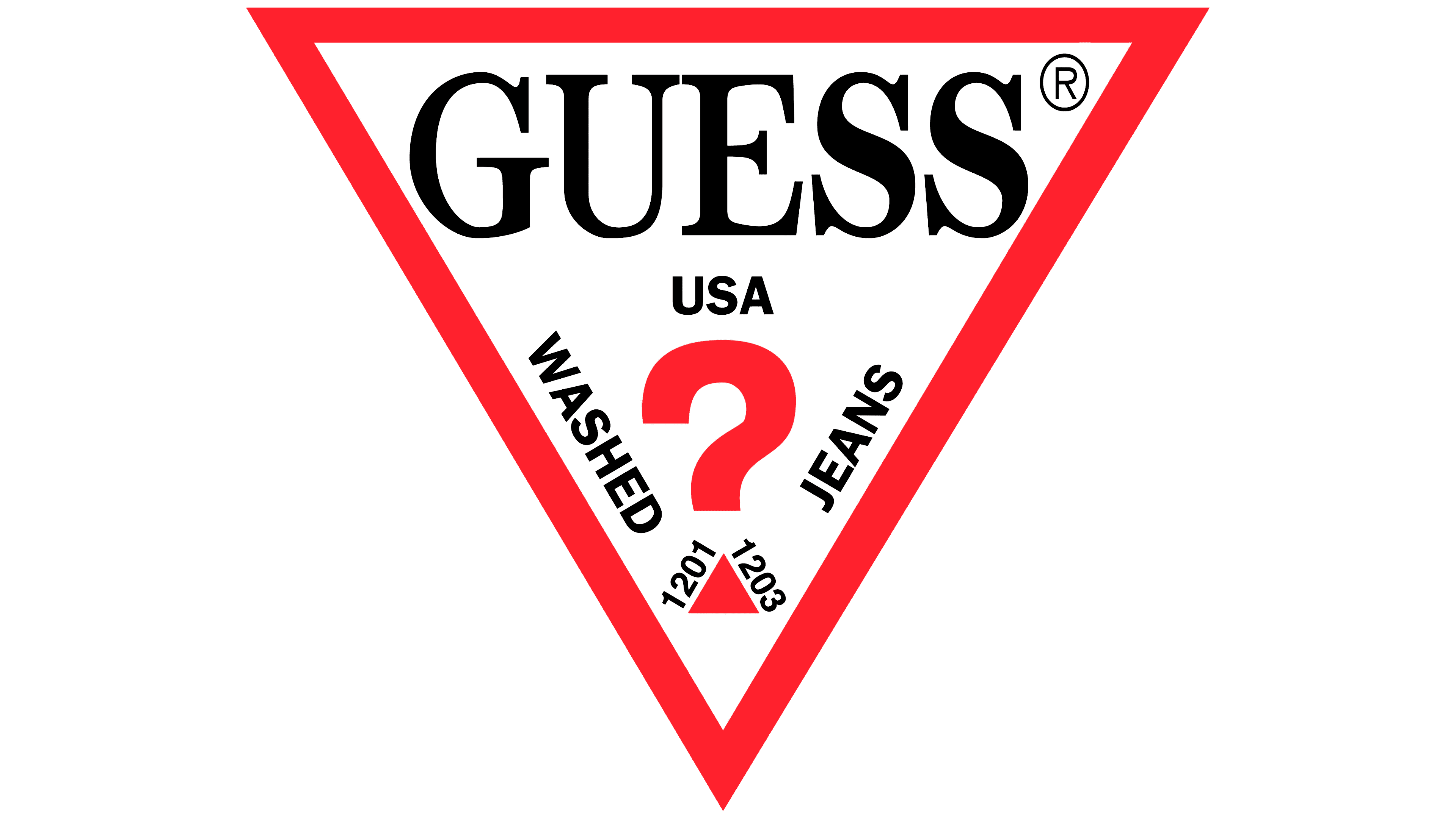 GUESS Logo, PNG, Symbol, History, Meaning