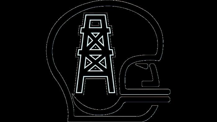 Houston Oilers Logo 1969-1971