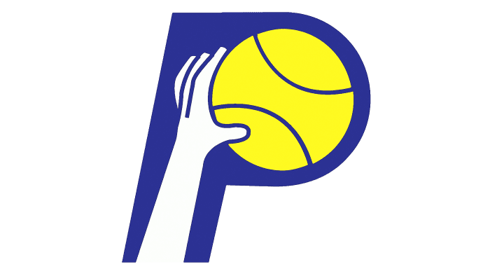 Indiana Pacers Logo 1967-1976