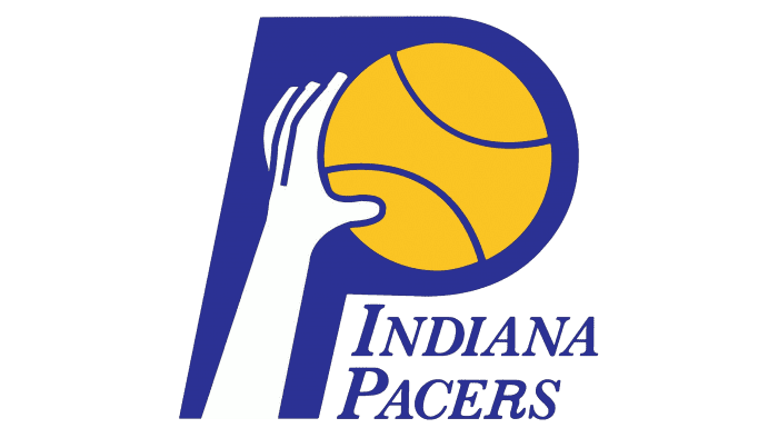 Indiana Pacers Logo 1976-1990