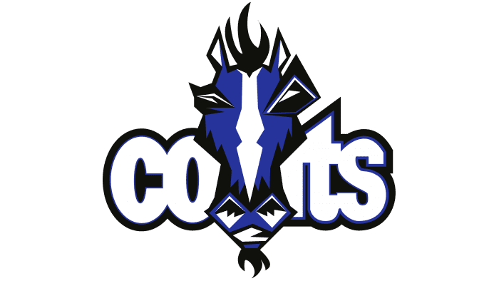 Indianapolis Colts Logo 2001-unused
