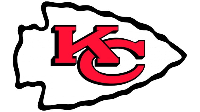 Kansas City Chiefs Logo 1972-present