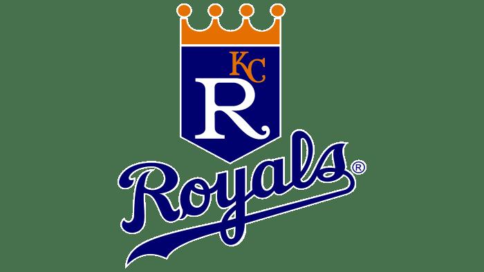 Kansas City Royals Logo 1986-1992