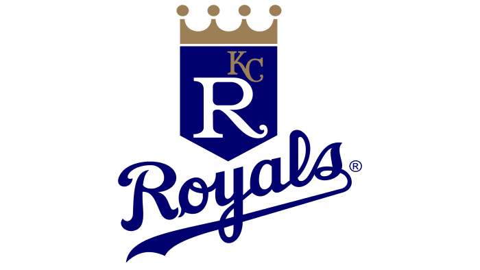 Kansas City Royals Logo 1993-2001