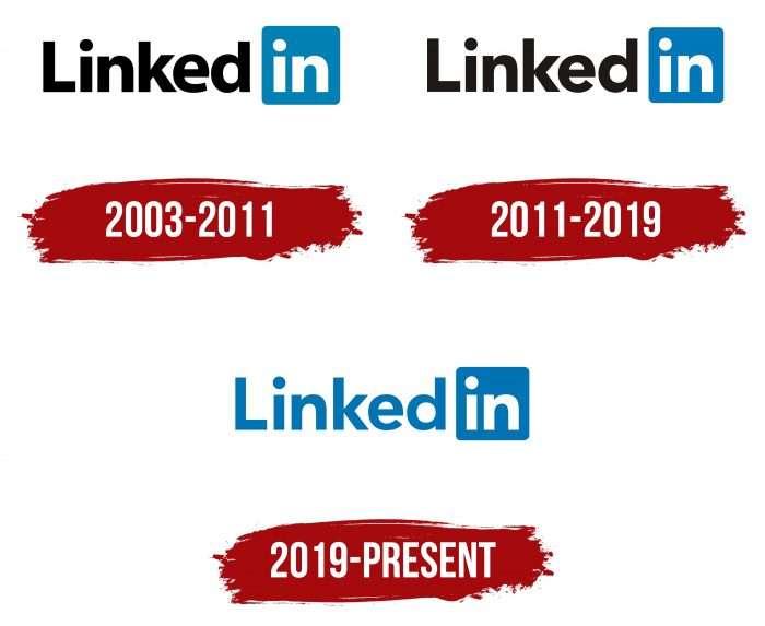 Linkedin Logo History