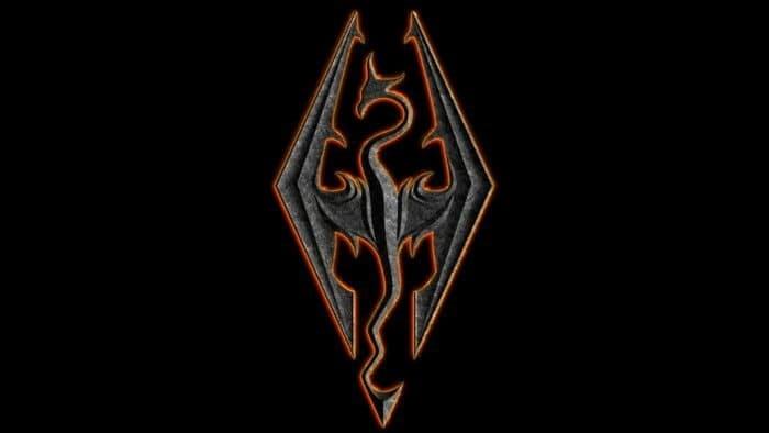 Logo Skyrim
