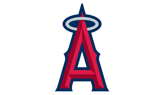 Los Angeles Angels of Anaheim Logo 2005-2015