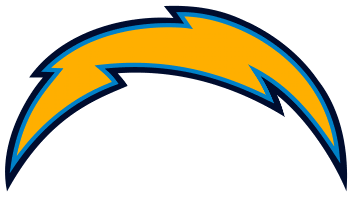 Los Angeles Chargers Logo 2017-Present