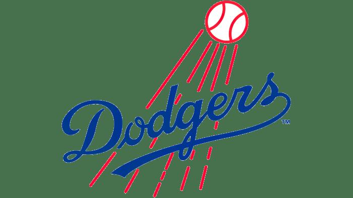 Los Angeles Dodgers Logo 1958-1967