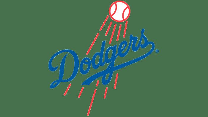 Los Angeles Dodgers Logo 2012-Present