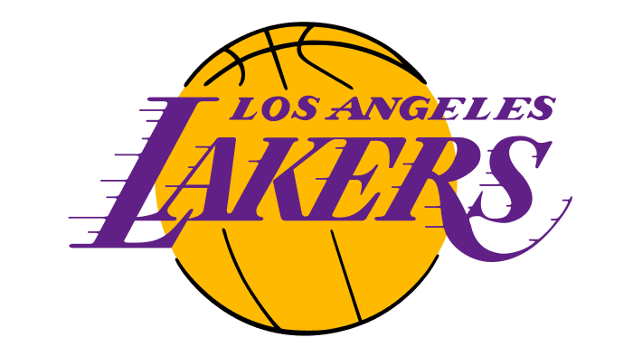 Los Angeles Lakers Logo 2002-Present