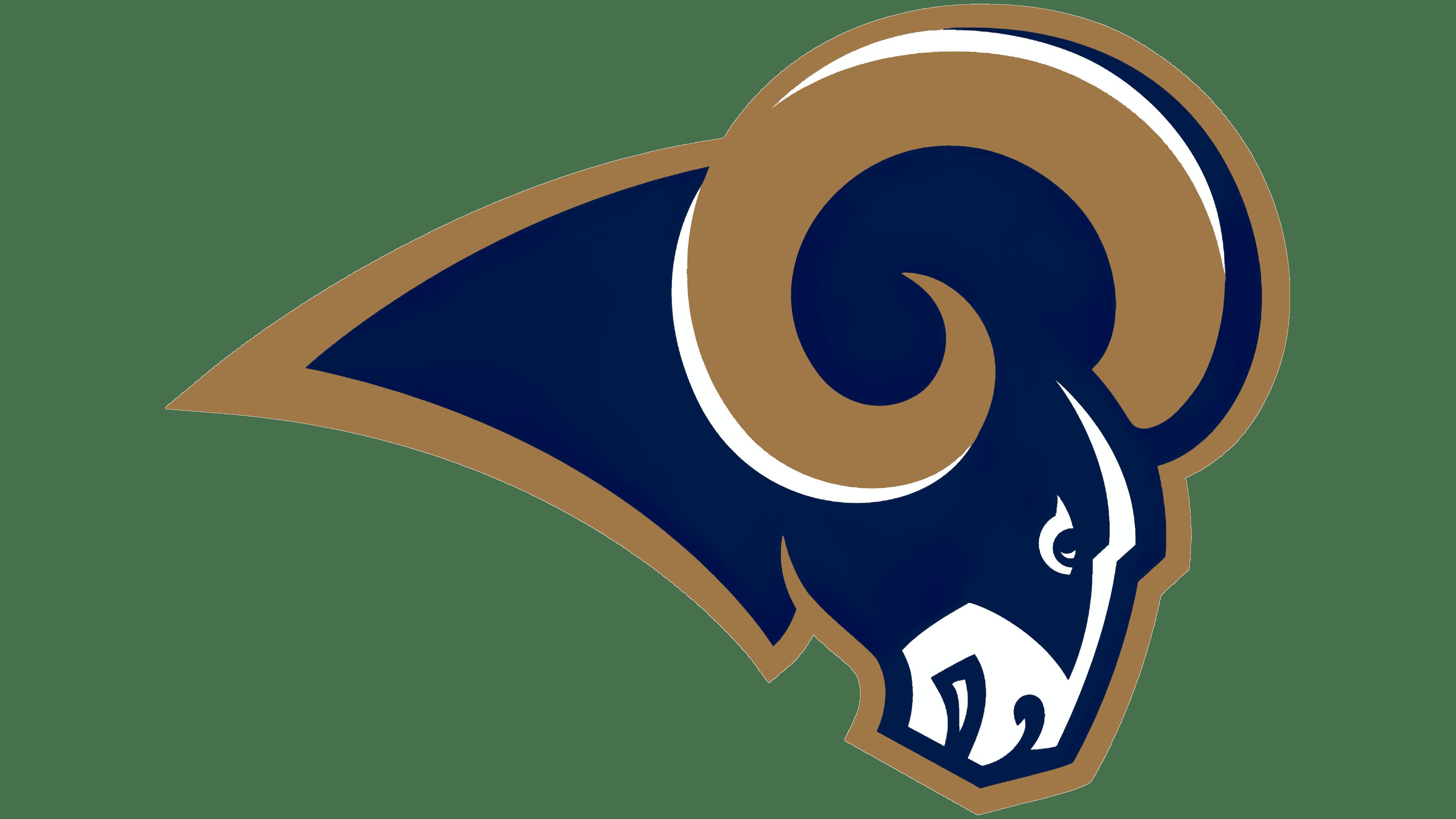 Los Angeles Rams Logo | Symbol, History, PNG (3840*2160)