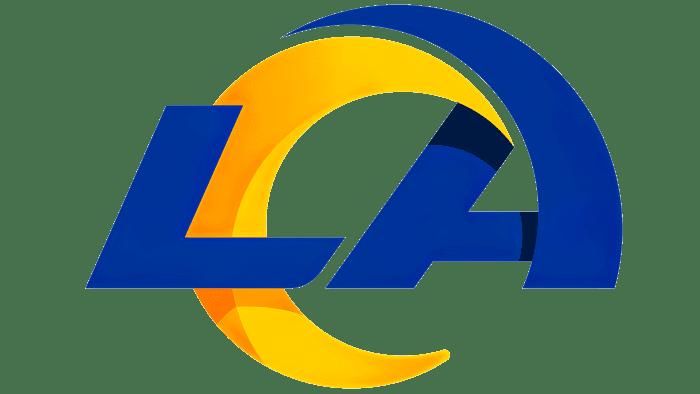 Los Angeles Rams logo 2020-Present