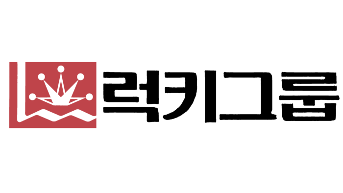 Lucky-Goldstar Logo 1983-1995