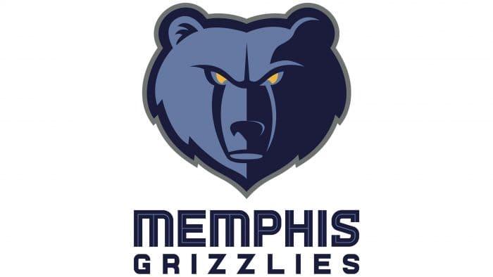 Memphis Grizzlies Logo 2018-present