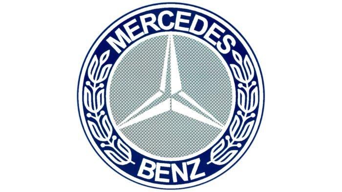 Mercedes Benz Logo 1926-1933