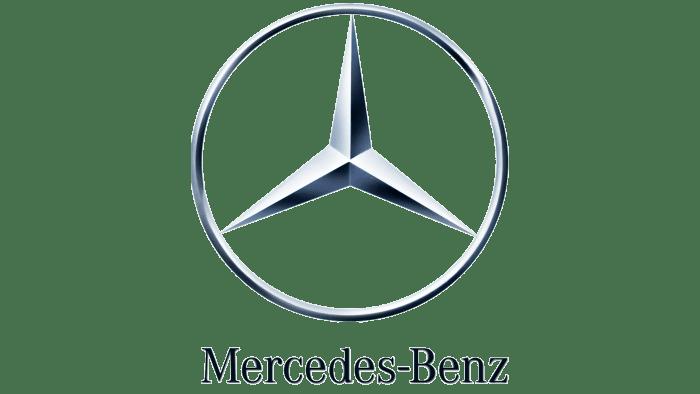 Mercedes Benz Logo 1989-2009