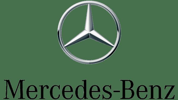 Mercedes Benz Logo 2009-present