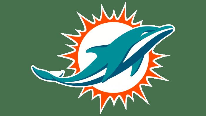 Miami Dolphins Logo 2018-Present