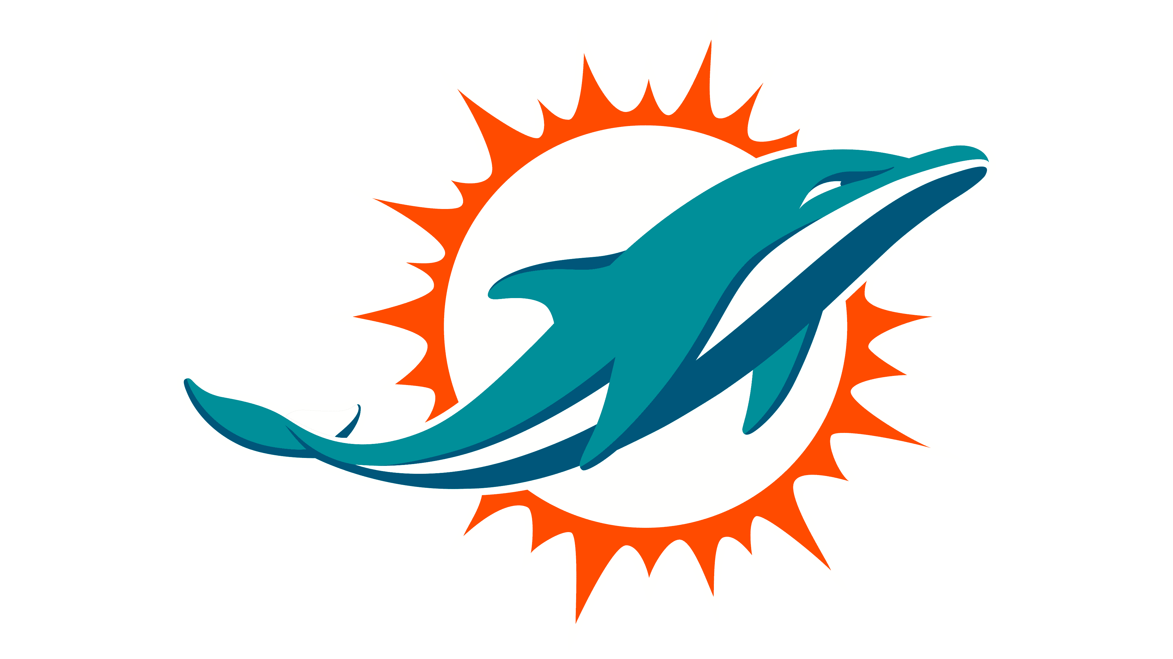 Miami Dolphins Logo | The most famous brands and company logos in the world