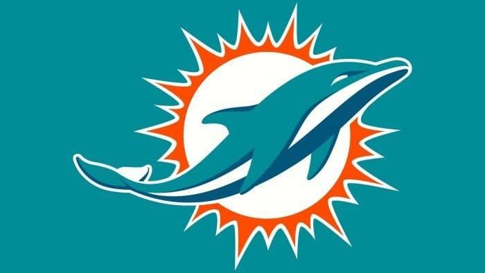 Miami Dolphins symbol