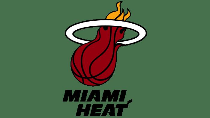 Miami Heat Logo 2000-Present