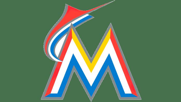 Miami Marlins Logo 2017-2018