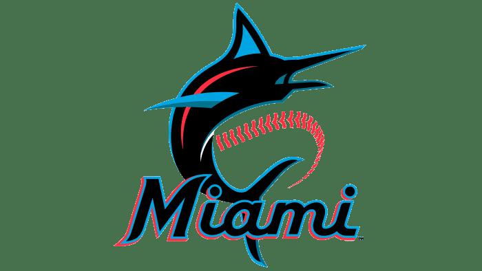 Miami Marlins Logo 2019-Present
