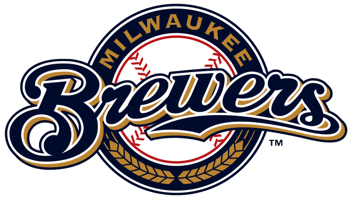 Milwaukee Brewers Logo 2000-2017
