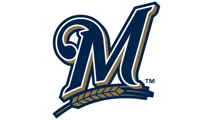 Milwaukee Brewers Logo 2018-2019