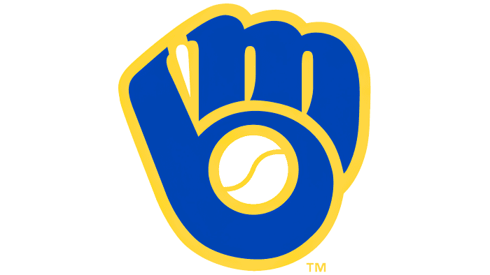 Milwaukee Brewers Logo1978-1993
