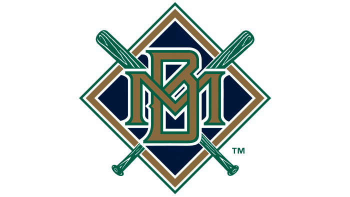 Milwaukee Brewers Logo1998-1999