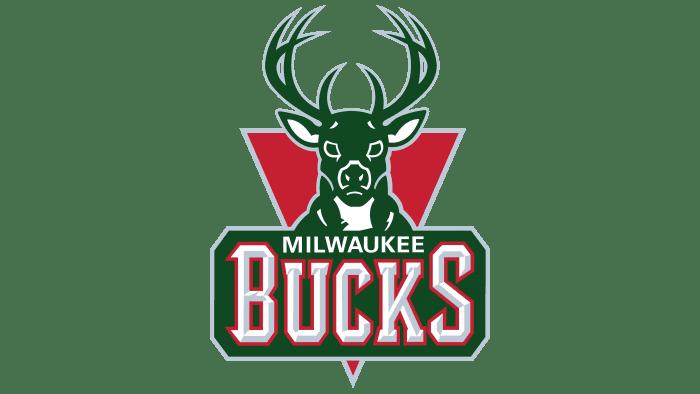 Milwaukee Bucks Logo 2007-2014
