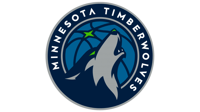 Minnesota Timberwolves Logo 2017-Present