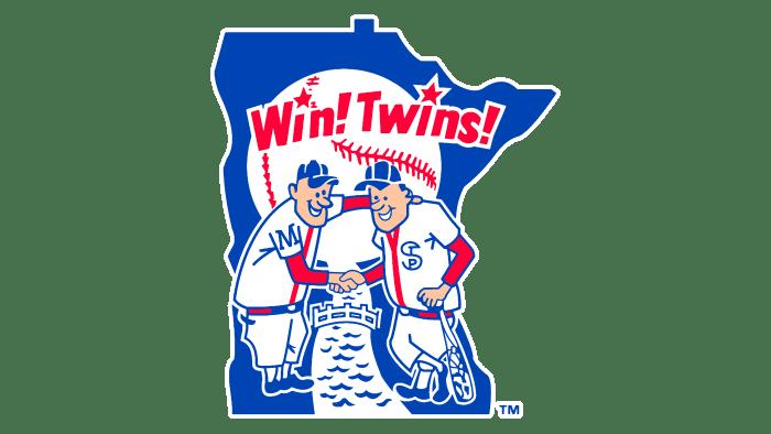Minnesota Twins Logo 1976-1986