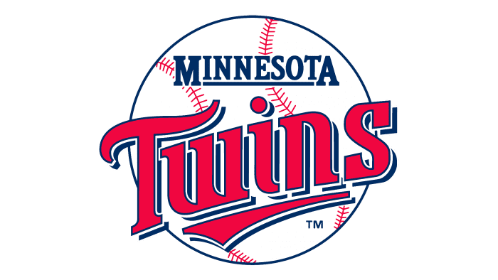 Minnesota Twins Logo 1987-2009