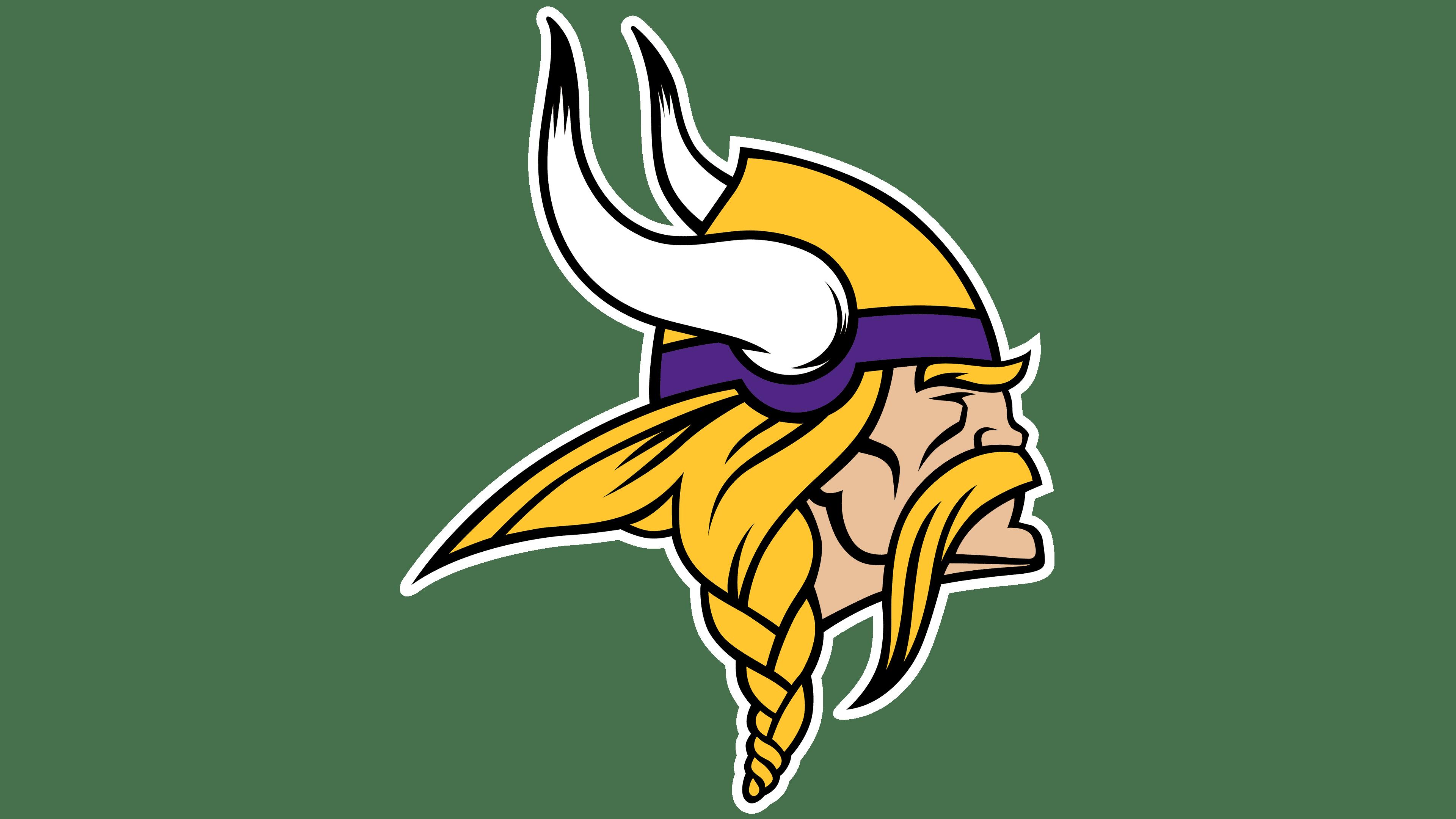 Minnesota Vikings Logo | Symbol, History, PNG (3840*2160)