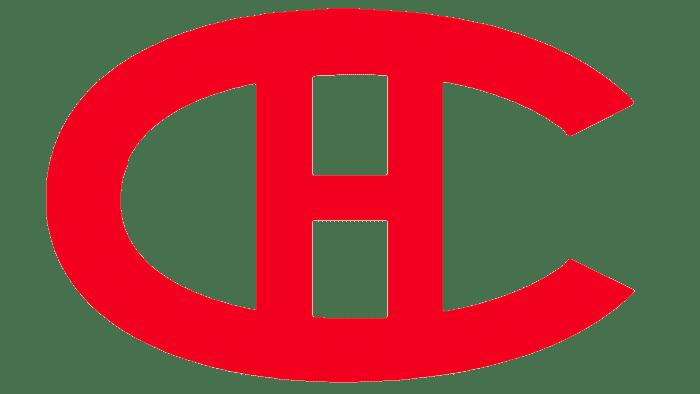 Montreal Canadiens Logo 1920-1921