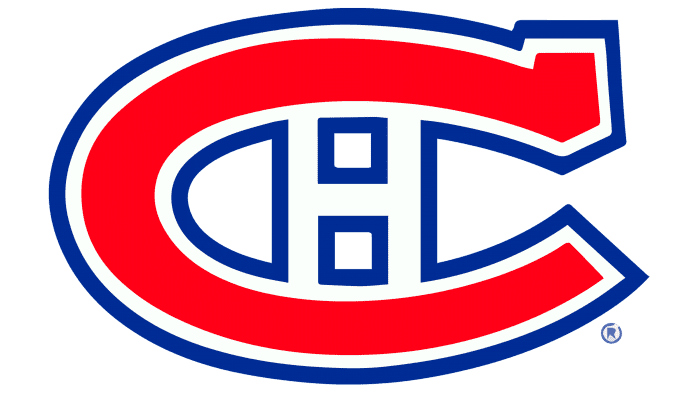 Montreal Canadiens Logo 1948-1956