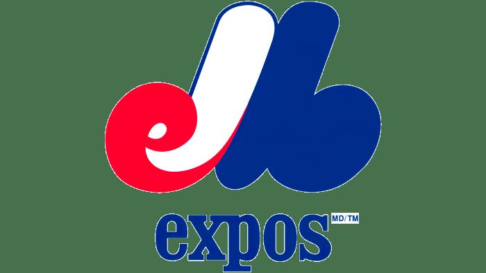Montreal Expos Logo 1969-1991