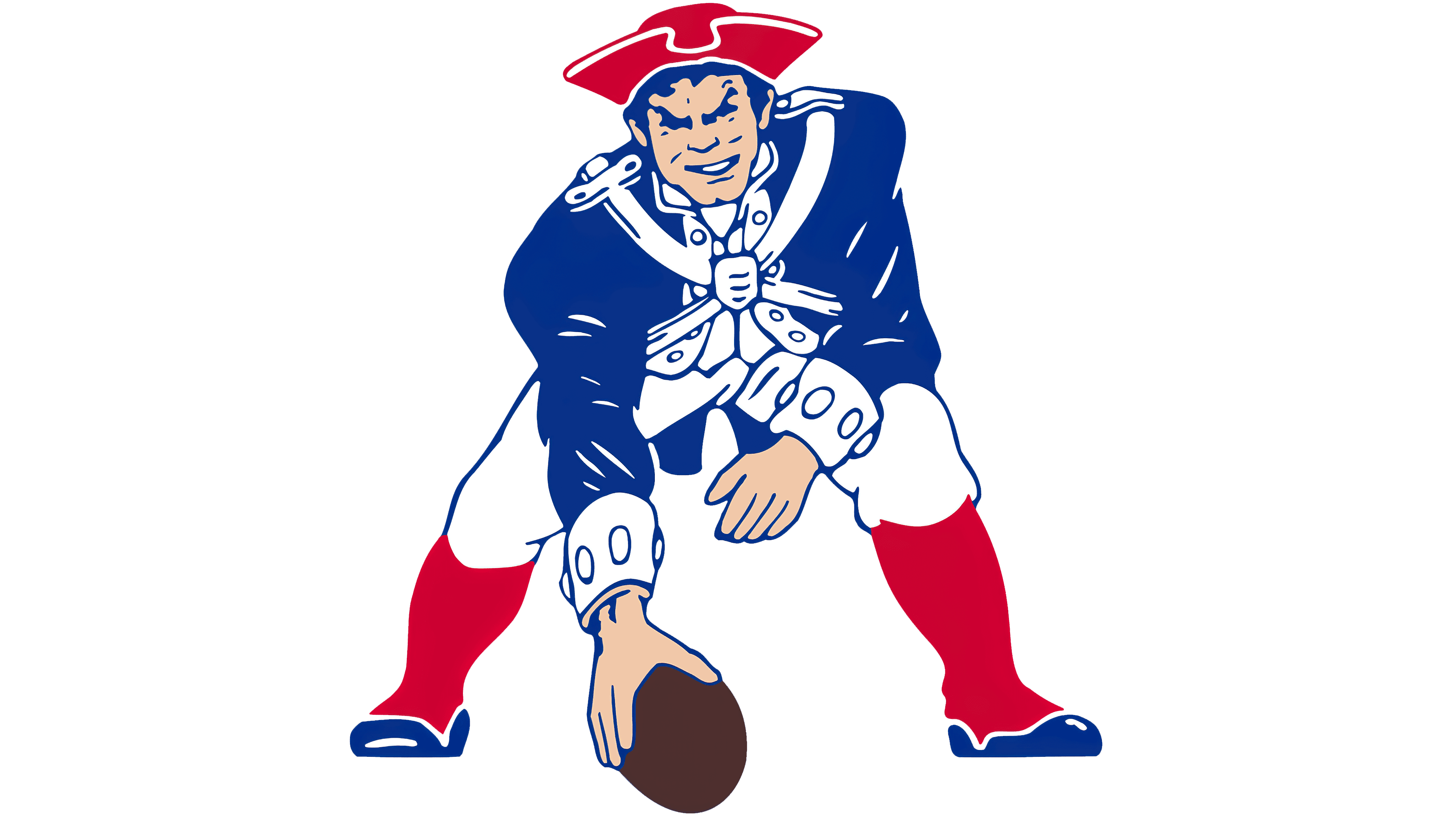 New England Patriots Logo   The most famous brands and ...