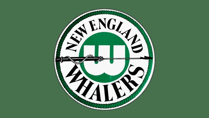 New England Whalers Logo 1973-1979