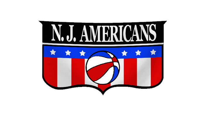 New Jersey Americans Logo1968