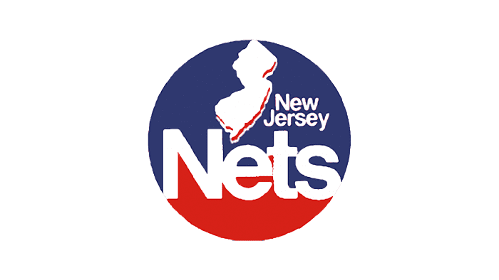 New Jersey Nets Logo 1978-1990